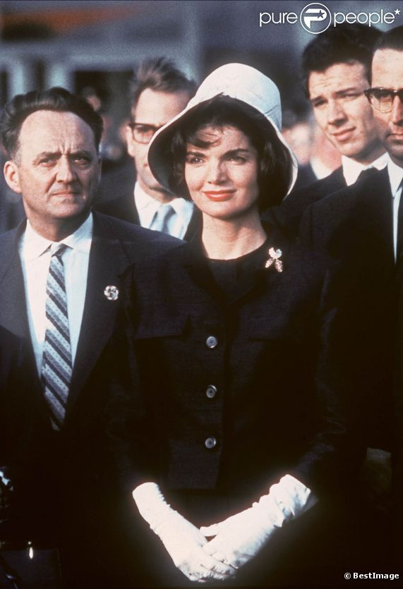 Jackie Kennedy (archives).