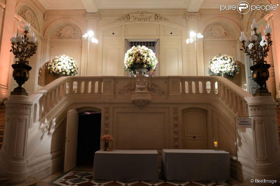L 39 h tel salomon de rothschild accueille la soir e de la - Maison ephrussi de rothschild ...