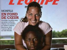 PHOTO : Gaël Monfils ne cache plus sa belle de match !