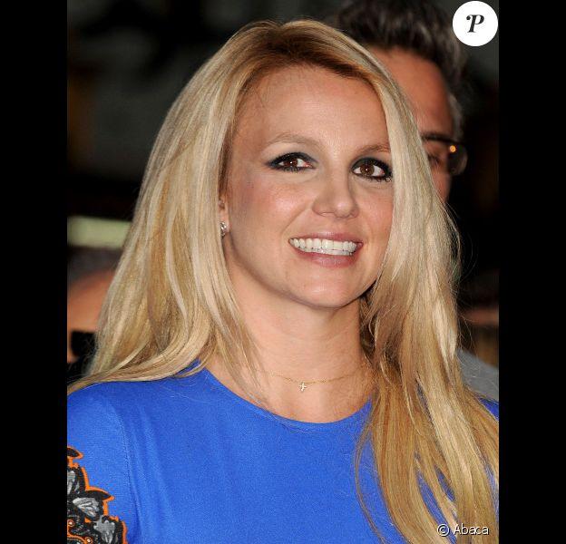 Britney Spears (septembre 2012 à Los Angeles) est la 2e femme la mieux payée des Etats-Unis selon un classement du magazine Forbes.