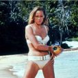 Ursula Andress dans  James Bond contre Dr. No  (1963) de Terence Young.