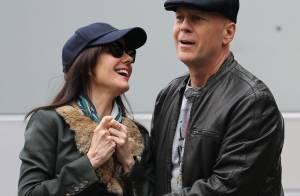 Red 2 : Bruce Willis batifole avec Mary-Louise Parker sous le ciel gris de Paris