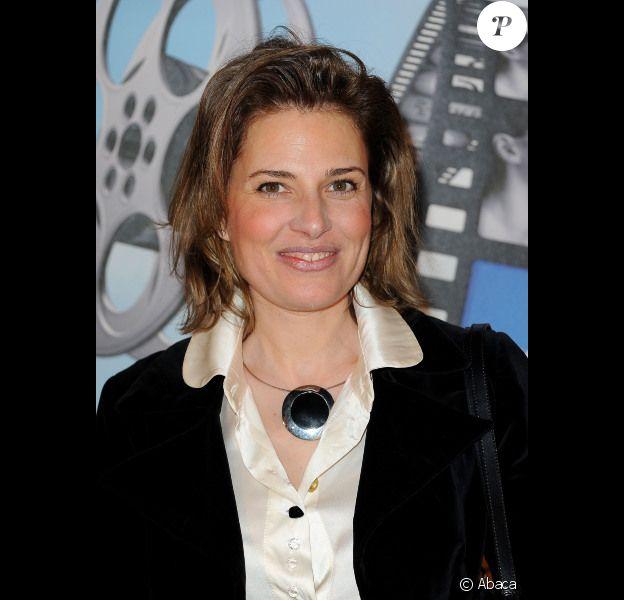 Christine Lemler en mars 2012 à Boulogne