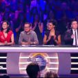 Shy'm, Marie-Claude Pietragalla, Chris Marquez et Jean-Marc Généreux : Le jury de Danse avec les stars 3, samedi 13 octobre 2012 sur TF1
