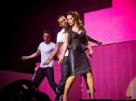 Cheryl Cole embrasse Tre Holloway sur scène et officialise leur relation !