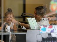 Jessica Alba : Parenthèse beauté avec sa fille Honor