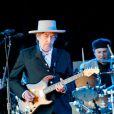 Bob Dylan en concert dans le Kent, le 30 juin 2012.