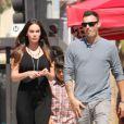 Megan Fox et Brian Austin Green en juillet 2012 à Los Angeles