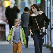 Liv Tyler, Helena Christensen : Mamans décontractées pour aller à l'école