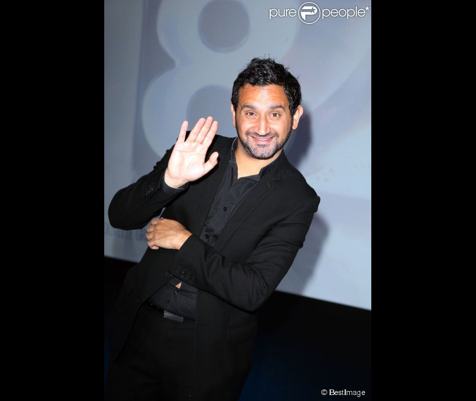 Cyril Hanouna, en septembre 2012 à Paris.