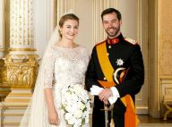 Mariage prince Guillaume - Stéphanie de Lannoy : Portrait officiel des mariés
