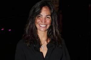 Inés Sastre : Superbe en petite robe noire à l'attendu Bal jaune de la FIAC