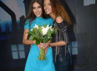 Noémie Lenoir sublime pour applaudir la gagnante du concours Elite Model Look
