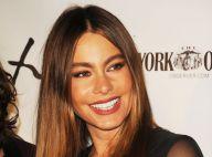 Sofia Vergara pas enceinte mais très sexy à New York