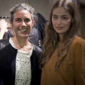 Marie-Ange Casta et Doria Tillier fêtent le succès d'Isabel Marant