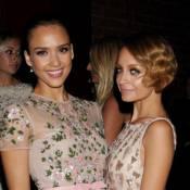 Jessica Alba et Nicole Richie : De superbes jumelles à une soirée 'mamans stars'
