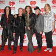 Aerosmith à Las Vegas le 22 septembre 2012