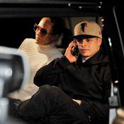 Jennifer Lopez et Casper Smart : Spectateurs de luxe de Skyfall