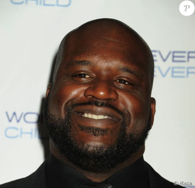 Shaquille O'Neal alors du diner de l'ONU Every Woman Every Child au MoMA de New York City le 25 septembre 2012