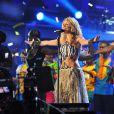 Shakira, concert inaugural de la Coupe du monde, à Soweto, le 10 juin 2011.