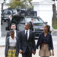 Sasha et Malia Obama, jeunes filles à papa stylées