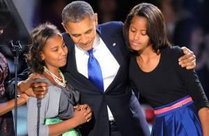 Sasha et Malia Obama, de jeunes fillettes devenues de belles ados stylées