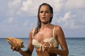Ursula Andress, icône du cinéma : ''Je n'aime plus les James Bond maintenant''