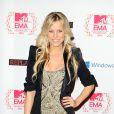 Romina lors des MTV EMA's 2012 Europe Music Awards à la Festhalle de Francfort en Allemagne le 11 Novembre 2012