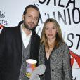Anne Marivin et son ami Joachim lors du 51e Gala de l'Union des artistes au cirque Alexis Gruss à Paris le 12 novembre 2012.