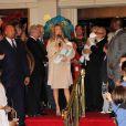 Céline Dion revient à Las Vegas le 16 février 2011.