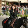 Shania Twain annonce son retour sur scène au Caesars Palace de Las Vegas le 14 novembre 2012.