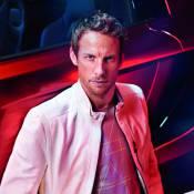 Jenson Button : En Boss McLaren, le beau gosse de la F1 ose la pose, séducteur