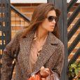 Sara Carbonero quitte son domicile de Madrid le 20 novembre 2012