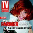 TV Magazine, en kiosques ce vendredi 23 novembre 212.