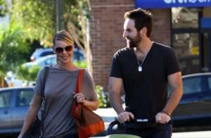 Katherine Heigl et Josh Kelley : Complètement dingues de leur petite Adalaide