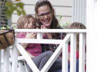 Jennifer Garner : Émue de fêter Thanksgiving avec ses enfants et ses parents