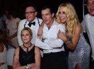 Antonio Banderas et Melanie Griffith : Déclaration d'amour et invitée collante