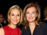 Valérie Trierweiler, Laurence Ferrari en couple : Complices pour le gala Aides