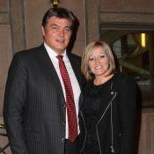 David Douillet et sa femme célèbrent l'amitié franco-américaine avec Jeff Koons