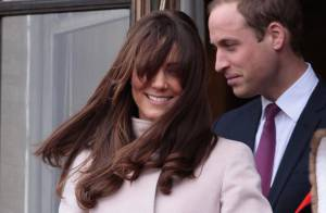 Kate Middleton et William : Cheveux au vent et bébé-mania à Cambridge