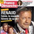 France Dimanche  en kiosques le 30 novembre 2012.