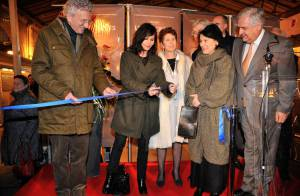 Évelyne Bouix, Nelson Monfort, Irène Frain, ambassadeurs gourmands du chocolat
