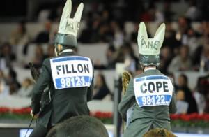 Fillon-Copé passent pour des ânes au Gucci Masters, mariage gai signé Canteloup