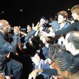 Seal a donné un concert exceptionnel au Zenith de Paris le 2 décembre 2012.