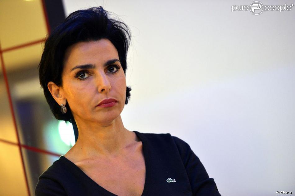 Rachida Dati le 2 octobre 2012.