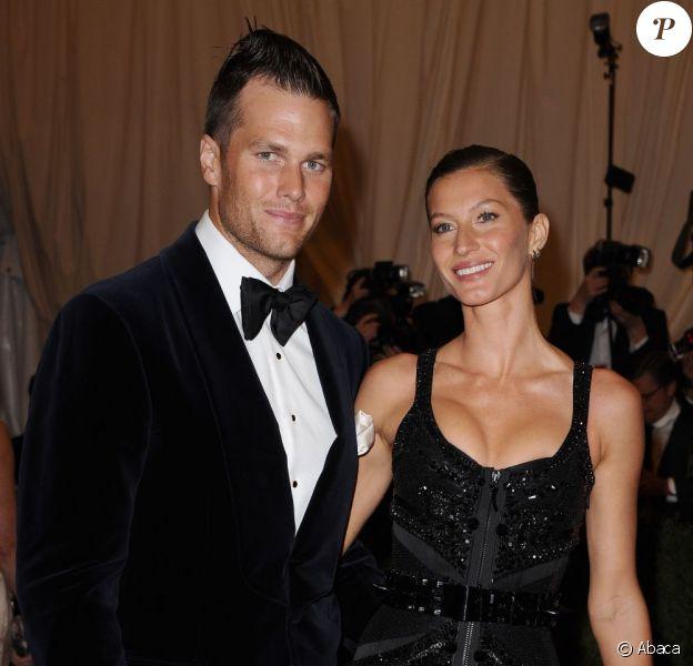 Gisele Bundchen et Tom Brady