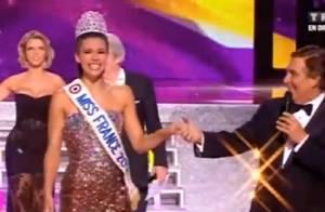 Miss France 2013 : La cérémonie et le sacre de Miss Bourgogne, Marine Lorphelin