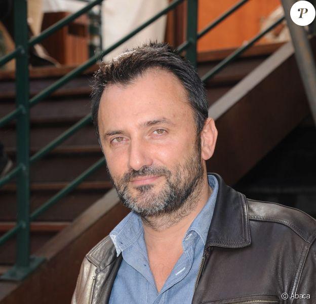 Frédéric Lopez à Paris, le 8 juin 2012.