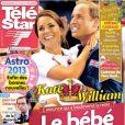 Télé Star du 10 décembre 2012.