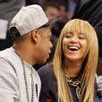 Beyoncé Knowles et Jay-Z à New York le 26 novembre 2012.